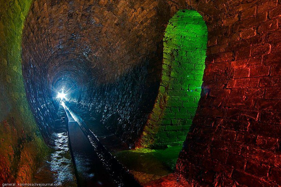Тоннель под Крещатиком, Киев