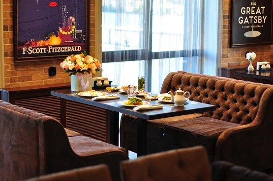 Ресторан Gatsby Restaurant & Terrace