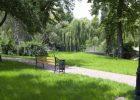 Сырецкий парк Киев