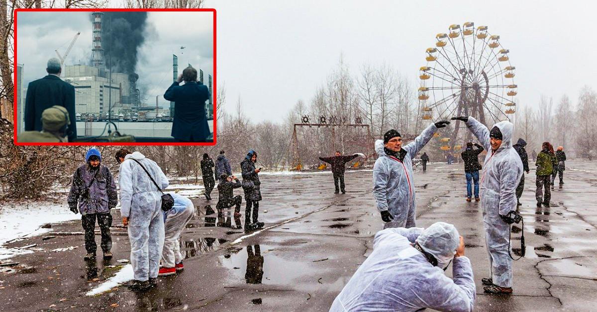 Туристический бум Чернобыль, Киев
