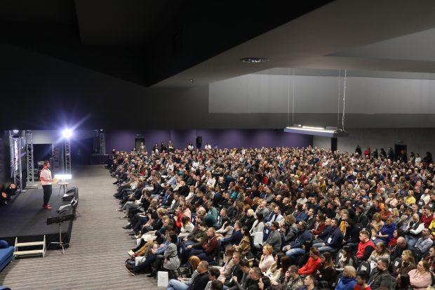 Евгений Чичваркин выступил в Киеве