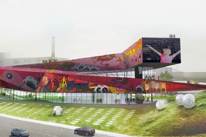 Проект музея шоколада, Киев