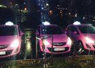 В Киеве запустили службу такси исключительно для женщин и детей