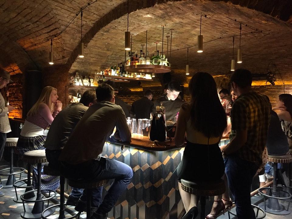 Loggerhead Bar, Киев