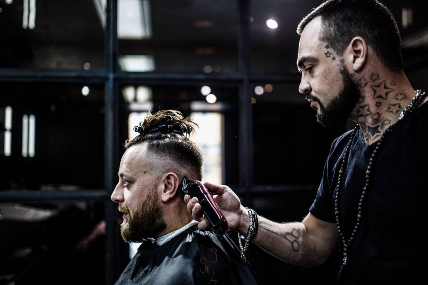 S34 Haircuts & Cocktails, фото, Киев
