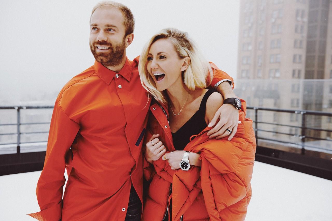 Заходякин Дмитрий и Алина Косичкина, Киев