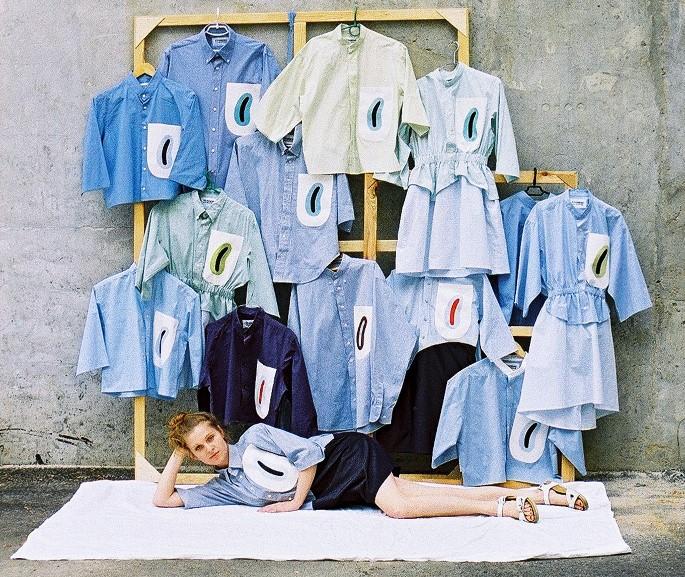 Платья из рубашек, Киев
