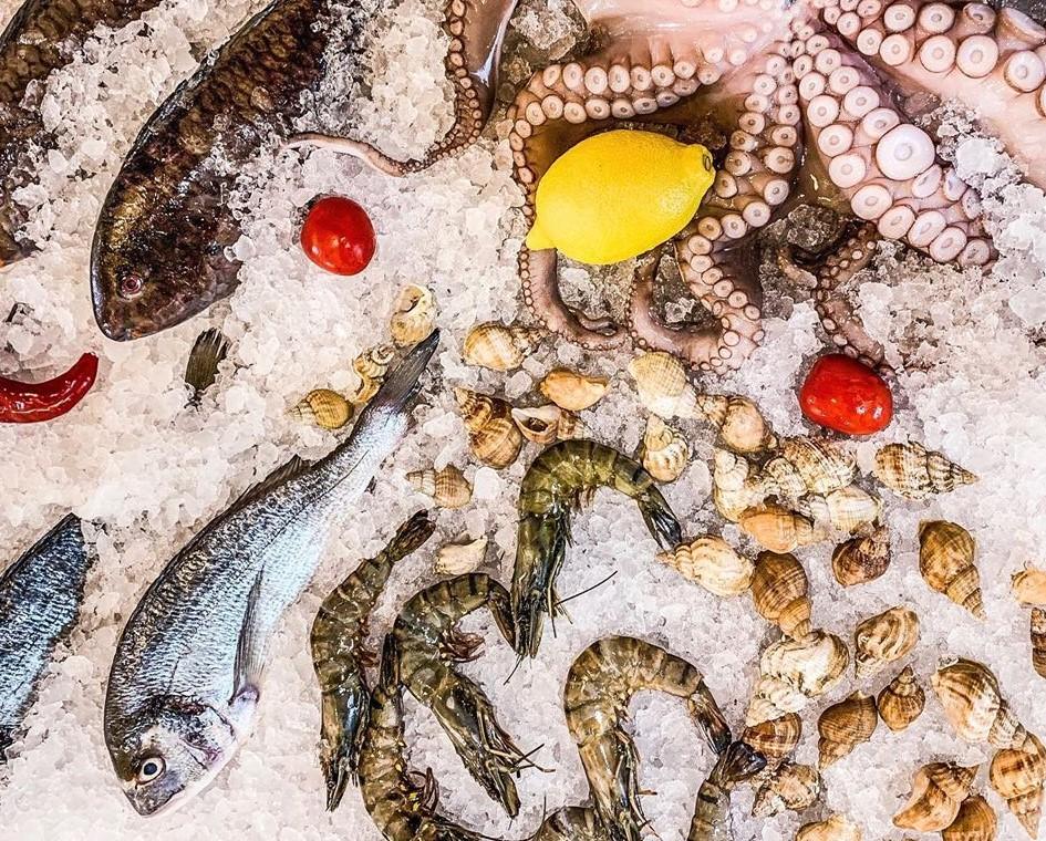 фото, ресторан «Їshfish», Киев