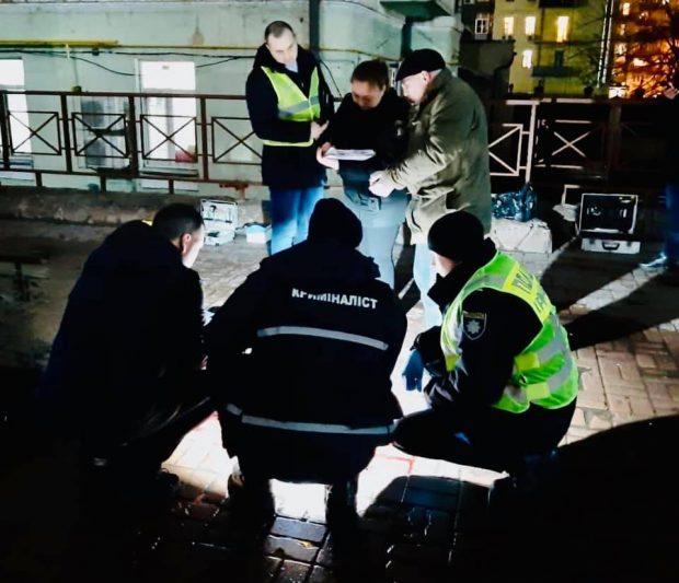 В центре Киева застрелили мужчину: полиция разыскивает убийцу