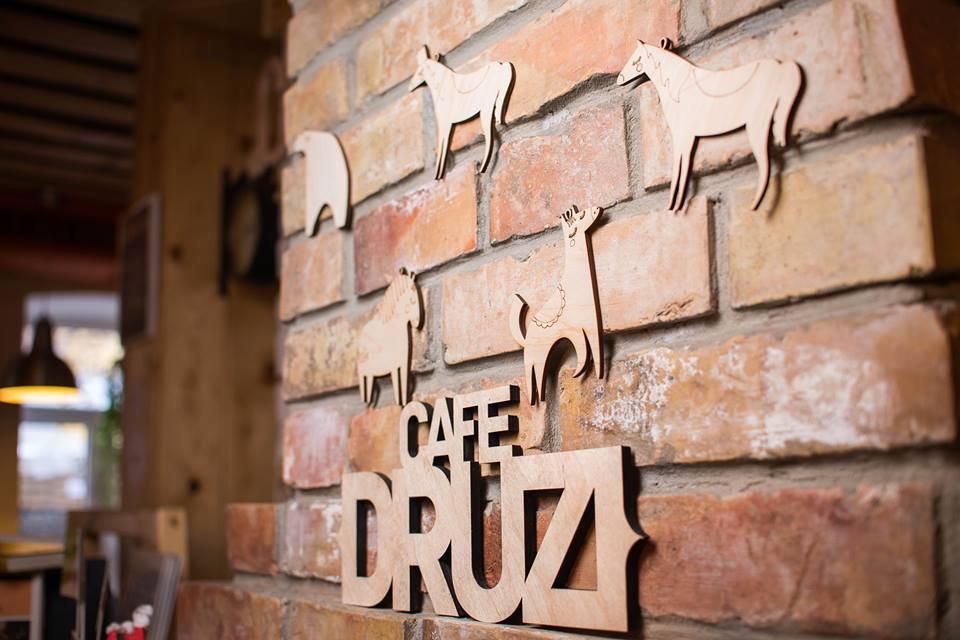 Кафе Druzi Cafe, Киев