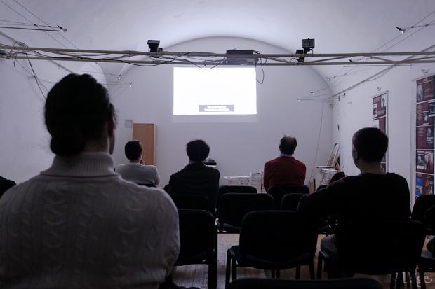 Киноклуб в Могилянке, Киев