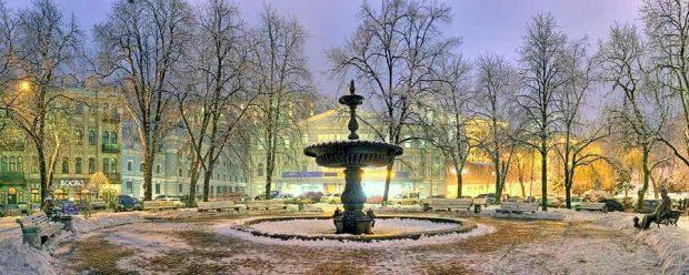 Площадь И. Франко