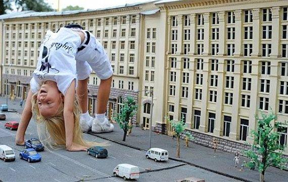 """Парк-музей """"Украина в миниатюре"""""""