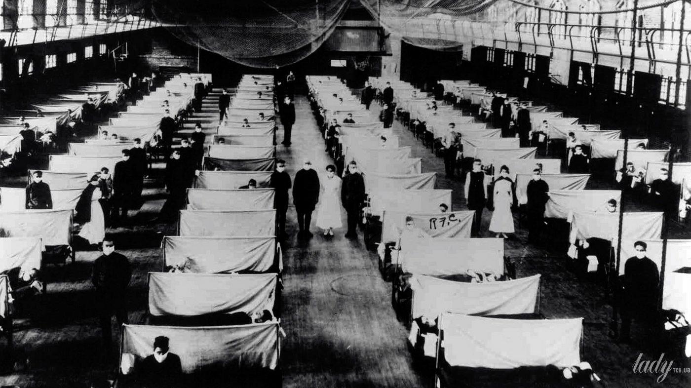 Эпидемия испанки в Киеве 1918 год, Киев