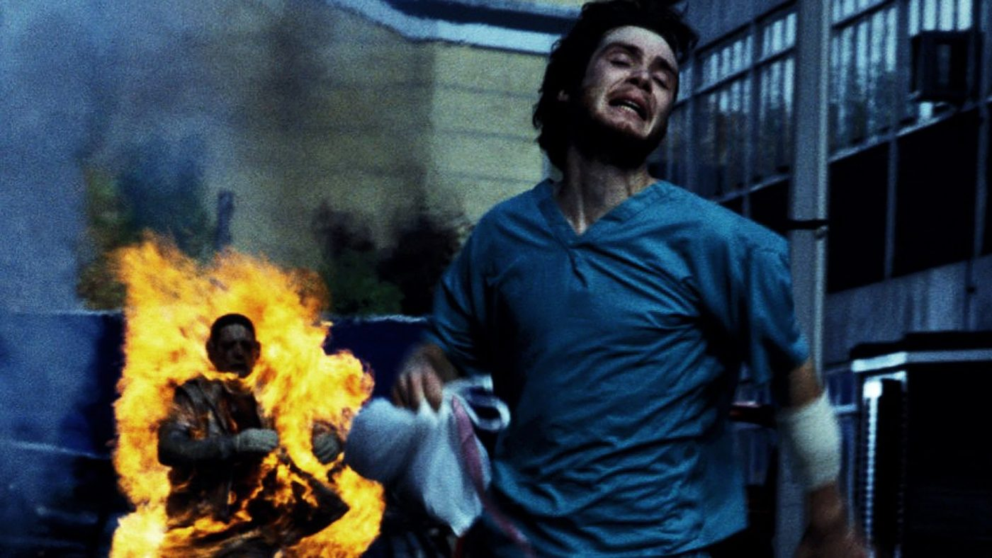 Фильм 28 дней спустя, Киев