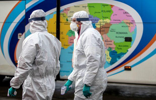 ВОЗ объявила пандемию в связи с коронавирусом
