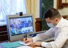 Зеленский: Карантин действует, за сутки заболело меньше людей